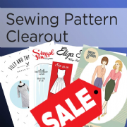 Sewing Pattern Clearout
